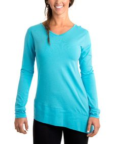 This Surf's Up Swing Organic Tunic is perfect! #zulilyfinds