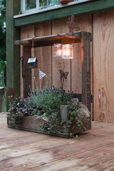 Garden Crafts, Garden Art, Texas Gardening, Diy Planters, Fall Diy, Christmas Inspiration, Bird Houses, Container Gardening, Fall Decor