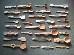 Dave Forgham's wonderful spoons