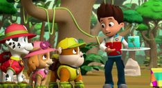 Los Paw Patrol, Paw Patrol Pups, Funny Animals, Fictional Characters, Hipster Stuff, Funny Animal, Humorous Animals, Fantasy Characters, Hilarious Animals