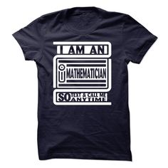 I Am An I Mathematician So Text And Call Me Anytime. Check this shirt now: http://www.sunfrogshirts.com/I-Am-An-I-Mathematician-So-Text-And-Call-Me-Anytime.html?53507