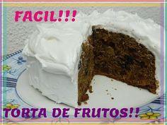 TORTA DE FRUTOS!!! FACIL!! - YouTube