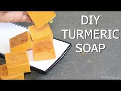 Turmeric is an amazing health and beauty ingredient and holds a major place in Ayurveda. It has skin healing and anti-microbial properties that makes a great skin care ingredient! Ever thought of using turmeric in READ MORE. Turmeric Facial, Turmeric Soap, Coconut Oil Shampoo, Skin Gel, Whipped Soap, Homemade Soap Recipes, Bright Skin, Flawless Skin, Home Made Soap