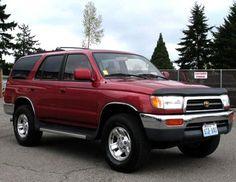 1998 Toyota 4Runner SR5 V6 SUV for sale — $7995