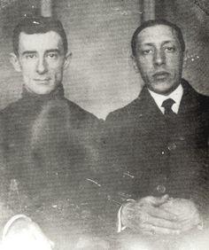 Maurice Ravel and Ig