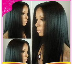 Malaysian-Lace-Front-wigs-Full-lace-wigs-100-human-Remy-Hair-Yaki-straight
