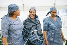 Beautiful Sotho wedding