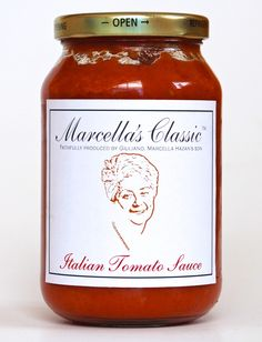 Please assist us in making our dream of making Marcella Hazan's famous tomato sauce available to all by helping to fund our kickstarter campaign.  Thank you
