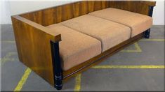 bieder paródia Sofa, Couch, Retro, Furniture, Home Decor, Settee, Settee, Decoration Home, Room Decor