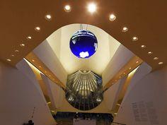 O Museu do Amanhã funcionará de terça a domingo, das 10h às 18h, na Praça Mauá, Zona Portuária do Rio de Janeiro (RJ)