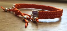 Kumihimo weave bracelet - various colours available, adjustable size  www.facebook.com\myexquisitethings