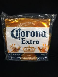 CORONA EXTRA BEER BOTTLE 6ft TALL INFLATABLE BLOW UP SIGN NEW