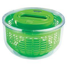 Zyliss Green Salad Spinner - 2-3 Servings
