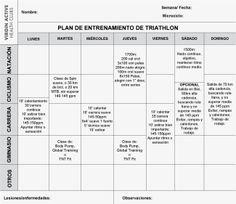 Programa de entrenamiento para Triatletas. 3ª semana - Blog Virgin Active