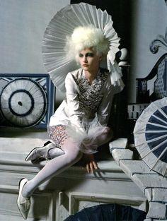 Tim Walker - Mechanical Dolls (21 фото)