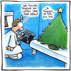 Nicht lustig zu Weihnachten