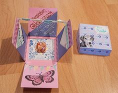 Diy Birthday Explosion Box, Baby, Co Workers, Cards, Baby Humor, Infant, Babies, Babys