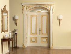 Re Sole | Emozioni | Classic door | New Design Porte