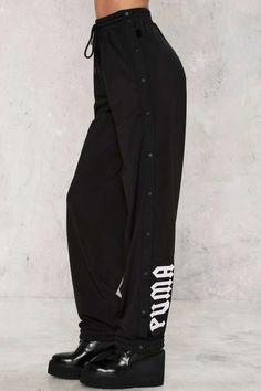 6c24f6915ed6 FENTY PUMA by Rihanna Tearaway Track Pant - Clothes