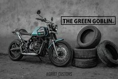 a custom garage in Thrissur, Kerala have reworked a Royal Enfield Himalayan and the result is nothing short of stunning! Enfield Motorcycle, Motorcycle Style, Custom Garages, Custom Bikes, Himalayan Royal Enfield, Royal Enfield Wallpapers, Bullet Bike Royal Enfield, Royal Enfield Modified, Forest Green Color