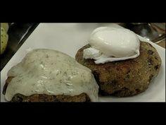 Laci bácsi konyhája - Nagypénteki gombafasírt - YouTube Ice Cream, Breakfast, Youtube, Desserts, Food, No Churn Ice Cream, Breakfast Cafe, Tailgate Desserts, Deserts