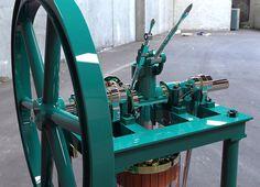 Bodmer sliding cylinder engine.