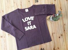 Love It Sara FW16  T. 604 00 22 27  www.loveitsara.com  #LoveItSara #Love #LoveIt  #grey #sportchiccollection #girls #boys #mum #teens #fw16 #OI16 #madewithlove #MuchoLove #teenager  #newcollection #LoveItSaraStudio #felpavigore #cotton #algodon #sudadera