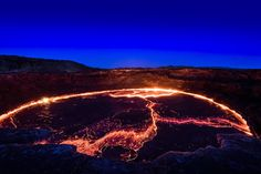 Erta Ale, Ethiopia   6 places where you can (safely) watch lava flow   MNN - Mother Nature Network