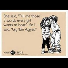 AGGIES!!!!!