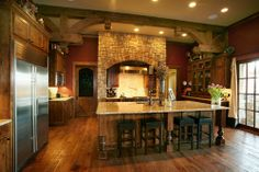 Dream Kitchens - Click image to find more Home Decor Pinterest pins