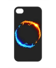Fire & Water Dragon Phone Case dragonphonecase