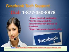 Sharpen your Technical skills with: Facebook Tech Support 1-877-350-8878 Facebook Tech Support
