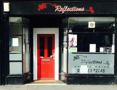 Reflections. Hair & beauty treatments. Specialise in hair extentions. Burntisland.