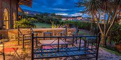 Amazing terrace to enjoy the view in Tuscan Dream - Santa Ana - Costa Rica http://lxcostarica.com/property/Tuscan-Dream