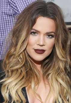 Chrissy Teigens balayage hair color is a major inspiration for
