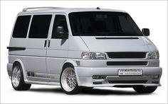 Frontspoiler VW T4 Caravelle by koolart