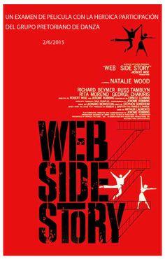 """Menuda película el examen de ayer... bien se podría llamar """"WEB slave hysteria"""" ...y que me lo traduzcan..."""