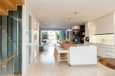 Kitchen   3245 N Street NW, Washington DC   TTR Sotheby's International Realty   Listed at $9,995,000
