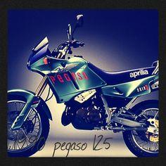 1990 #Aprilia Pegaso 125
