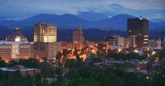 Asheville NC, Home of BEST FRIEND Lori