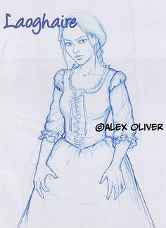 Alex Oliver: dibujante on Facebook Outlander Fan Art, Outlander Series, Sam Heughan, Fiction, Arts And Crafts, Facebook, Artist, Pintura, Artists