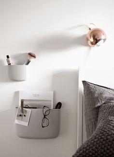 Rendete furbe le vostre pareti. Piccoli contenitori per organizzare decorando. - BLOG ARREDAMENTO