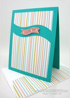 SUPER SIMPLE... - Polka Dots and Paper