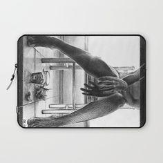 #laptopsleeve #drawing #art #blackandwhite