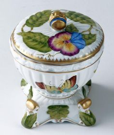 $345.00 Boudoir Covered Box