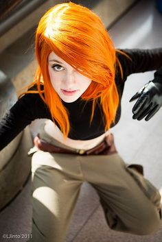 Kim Possible Cosplay