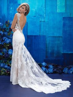 New Bridal Gown Available at Ella Park Bridal | Newburgh, IN | 812.853.1800 | Allure Bridals - Style 9409