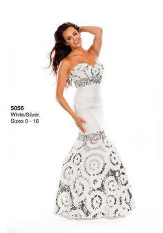 #WOW 5056 at Prom Dress Shop  Chiffon Skirt  #2dayslook #ChiffonSkirt  #sasssjane #anoukblokker  www.2dayslook.com