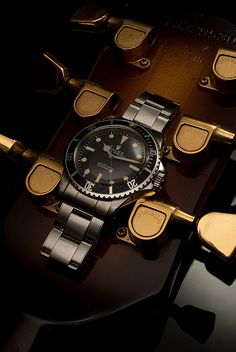 Rolex 5513 1968 by Fins flash, via Flickr