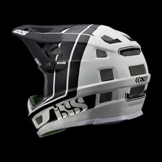 iXS Xult, fullface helmet's lines